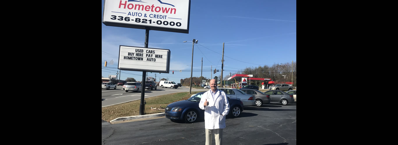 Hometown Auto Yes >> Used Cars High Point Winston Salem Nc Hometown Auto Credit